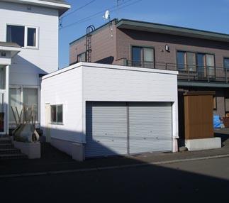 車庫解体35万円