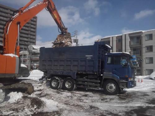 西町7丁目解体の写真3